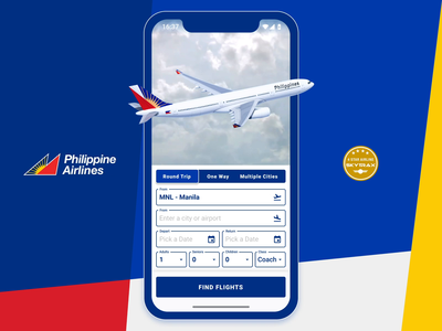 Find Flights. Philippine Airlines