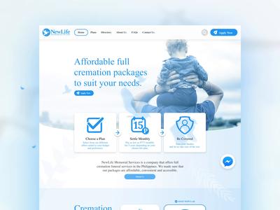 NewLife Homepage