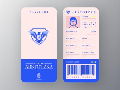 Papers Please Passport