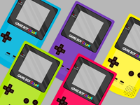 Gameboy Colors