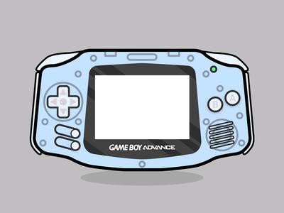 Game Boy Advance - Glacier