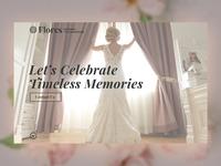 Wedding videographer website by jpthedio