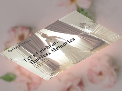 Flores. Wedding Videographer Isometric Website