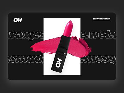 OH landing page photoshop webflow beach website ux branding design ui dailyui
