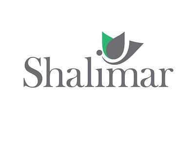 Shalimar Logo logo design branding identity angel aromatherapy holistic logo