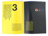 Design magazine layout