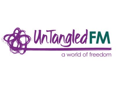 Untangled Fm logo design