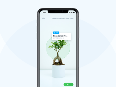 Plant Watering App application watering plant watering app task manager startup apple home flowers watering healt water plant app design android illustration ui ios iphone app design