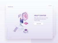Help Center Illustration