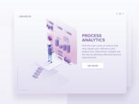Process Analytics Illustration