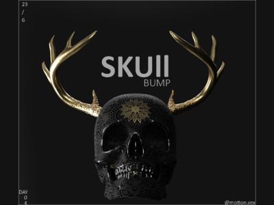 Skull Horn