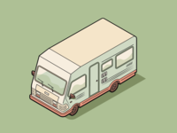 WIP: Camper for project on industrial vacation