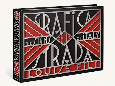 Grafica Della Strada books italian typography lettering signage art deco