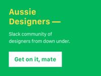 Aussie Designers