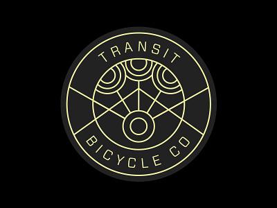 Transit Bicycle Company Logo 02 transit bikes frame geometric dallas texas evil seal