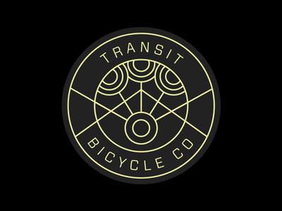 Transit Bicycle Company Logo 02