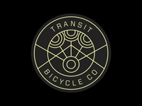 Transit Bicycle Company Logo 02