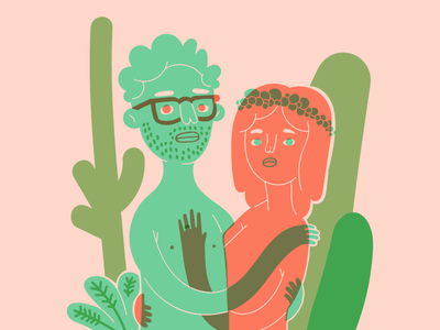 🍾Save The Date🍾 meow succulent cactus waifu cats save the date wedding