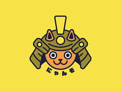 Nyanzō neko japan mr. meow meow samurai hanzo nyan cat