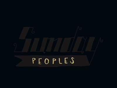 Sunday Peoples