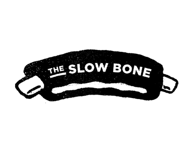 The Slow Bone bbq ribs meat smoked sex joke