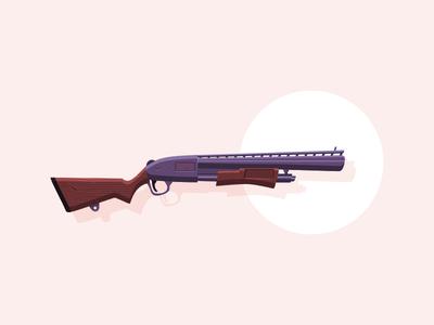 Lock n' Load : Fortnite PUMP SHOTGUN