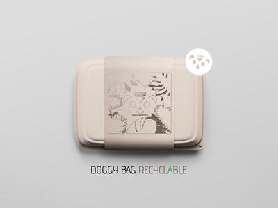 Doggy Bag Lemurien