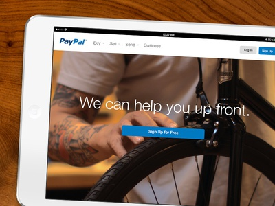 PayPal Redesign - 2014