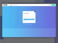Login Modal (redesign)
