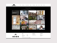 Skylofts Website design
