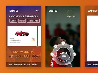BOTB Mobile App Idea