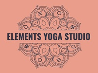 Elements Yoga Studio Logo Design