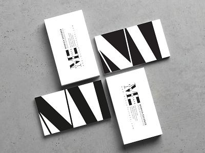 ME Real estate Branding typography brand identity graphic  design logotype identity typeface logo design business card branding
