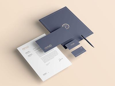 Branding Mambo restaurant restaurant graphic design bussines card design logotype branding logo brand identity brand