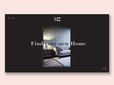Real estate landing page project website design landingpage landing page real estate ui webdesign web