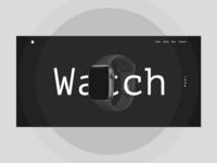 Apple Watch Web Site
