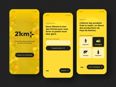 Daily UI #93 - Splash Screen app design application app interface ui design ui colors design daily ui daily 100 challenge
