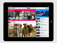 Tweek 2.5 iPad