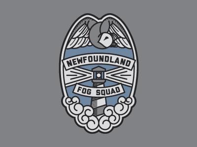 Fog Squad Badge