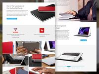 SurfacePad for iPad