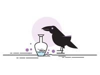 Design Sprints: Thirsty Crow