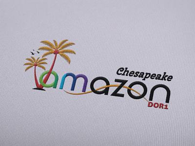 amazon chesapeake DOR1 business card design t-shirt design bottle label illustration typography label and box design flyer design banner design graphic  design logo design