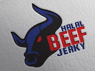 Beef logo typography box design background removal label and box design flyer design t-shirt design banner design graphic  design business card design logo design