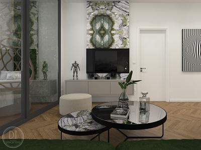 Bezručova Residence visualization interior interior design ideas interior designer interior design