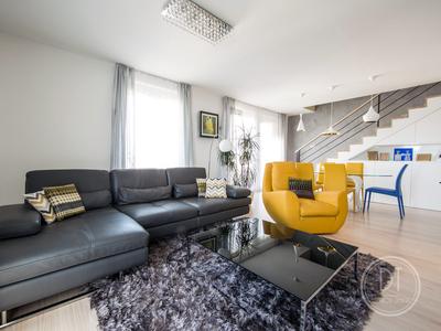 Realization living room  in Bratislava