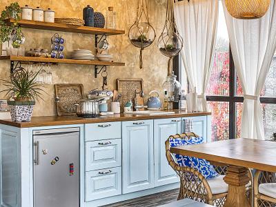 Winter garden - kitchen blueinterior wintergarden bluekitchen kitchen interior architecture interior design ideas interiordesigner interior interior design