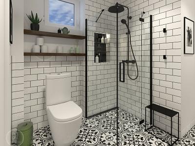 Industrial bathroom bathroom bathroomdesign industrialbathroom visualizations dtinteriordesign design 3dvisualization interior design ideas interiordesigner interior design interior
