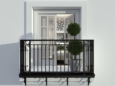 Concept for 5* Hotel room. Balcony view. hotelbathroom hotelroom hoteldesign luxury design 3d visualiser dtinteriordesign visualizations interior architecture 3dvisualization interior design ideas interiordesigner interior design interior