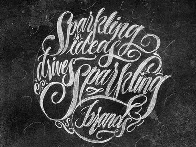 Sketching sketch mural chalk lettering typography type wall mexico sonora hermosillo