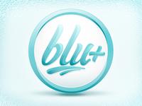Blu+ logo